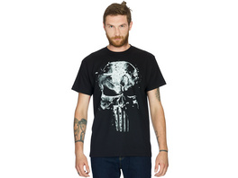 Punisher - Skull T-Shirt schwarz