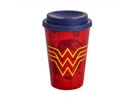 Wonder Woman - Logo To Go Becher