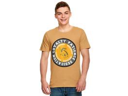 Harry Potter - Hufflepuff Values T-Shirt gelb