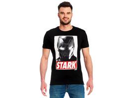 Iron Man - Stark T-Shirt schwarz