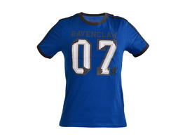 Ravenclaw Sucher Cho Chang T-Shirt blau - Harry Potter