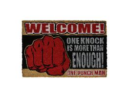 One Punch Man - One Knock Fußmatte