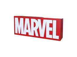 Marvel - Logo Tischlampe