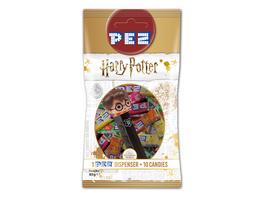 Harry Potter - PEZ Bonbons 10er Pack mit Spender