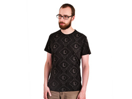 League of Legends - Logo Symbols T-Shirt schwarz