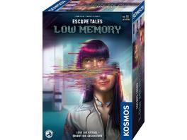 Escape Tales - Low Memory  Spiel