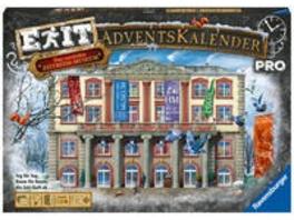 EXIT Adventskalender pro - Das verrückte Zeitreise