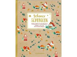 Geschenkpapier-Buch - Schöner Schenken