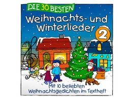 Die 30 besten Weihnachts- und Winterlieder 2