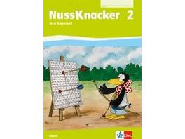 Der Nussknacker. Arbeitsheft 2. Schuljahr. Ausgabe