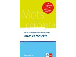 Mots et contexte - Neubearbeitung
