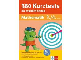380 Kurztests, die wirklich helfen Mathematik 3. 4
