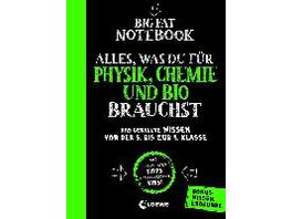 Big Fat Notebook - Alles, was du für Physik, Chemi