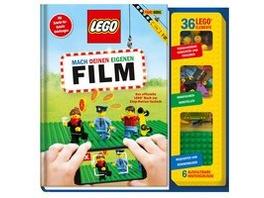 LEGO  Mach deinen eigenen Film: Das offizielle LEG