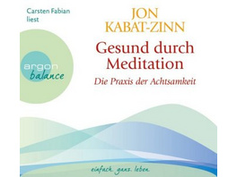 Gesund durch Meditation