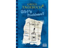 Gregs Tagebuch 02. Gibt s Probleme?