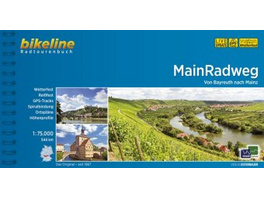 Main-Radweg 1 : 75.000