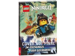 LEGO  NINJAGO  - Im Dschungel der Gefahren