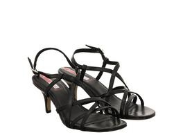 S.oliver Schuhe (gr. 36) Sandaletten schwarz Damen