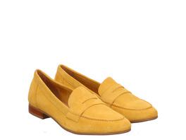 Schuhengel (gr. 36) Slipper gelb Damen