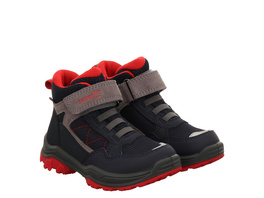 Superfit Moonboots blau Jungen