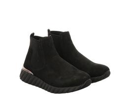 Remonte Fußbettschuhe schwarz Damen