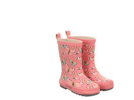 Maximo Rot Regenstiefel Mädchen rosé Mädchen