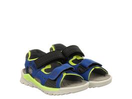 Ricosta Road Sandalen blau Jungen