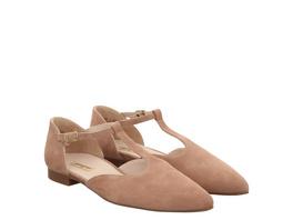 Paul Green Rot Ballerina rosé Damen