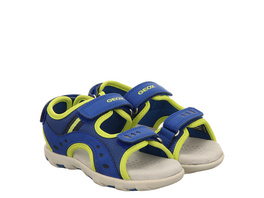 Geox Jr Sandal Pianeta Sandalen blau Jungen