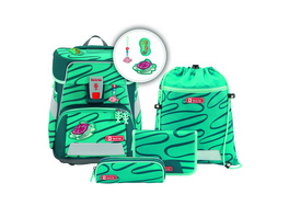 Step by Step Schulranzen Set 5tlg. Space happy turtle
