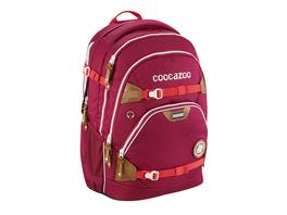coocazoo Schulrucksack ScaleRale MixedMelange Bold Berry