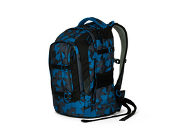 Satch Schulrucksack Pack 30l Blue Triangle