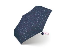 Esprit Taschenschirm Petito bouncing dot sailer blue
