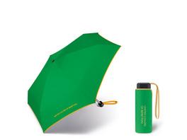 United Colors of Benetton Taschenschrim Ultra Mini Flat grün