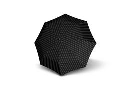 Knirps Taschenschirm T.200 Duomatic Gatsby black