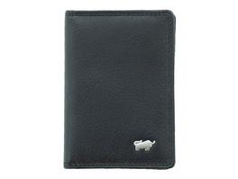 Braun Büffel Kreditkartenetui Golf 2.0 10CS schwarz