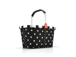 reisenthel Einkaufskorb carrybag gemustert 22l mixed dots