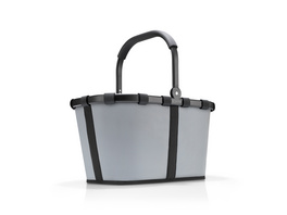reisenthel Einkaufskorb carrybag einfarbig 22l reflective