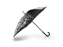reisenthel Regenschirm umbrella fleur black