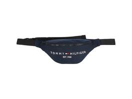 Tommy Hilfiger Bauchtasche TH Established Crossbody Bag blue