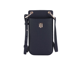 Tommy Hilfiger Handyhülle TH Essence Phone Wallet blue corp