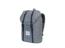 Herschel Rucksack 'Retreat' 22l rave crosshatch