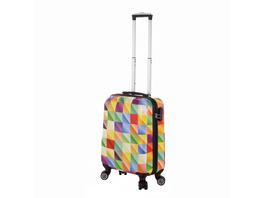 """Rada Reisetrolley """"Travel Design"""" 55cm multicolor"""